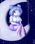 Stargazer by StuffedPolarFox