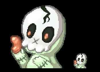 [Commission] Bean by StuffedPolarFox