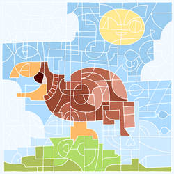 Happy Bday, have a dodo by StuffedPolarFox