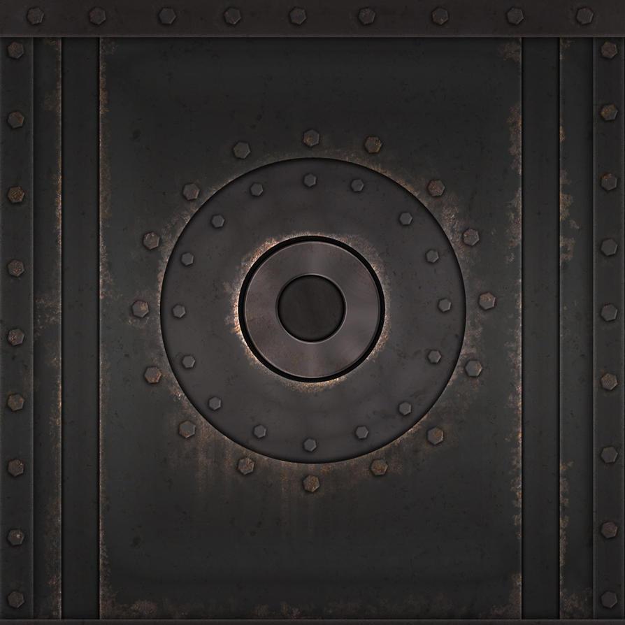 metal panel texture. Industrial Metal Panel Texture Set By Studio-skye R