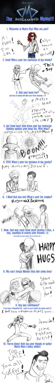 Megamind - The Meme by JenL