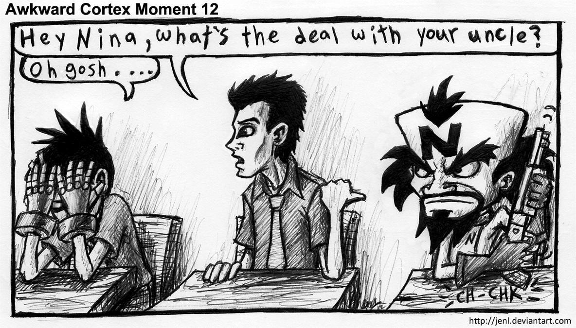Awkward Cortex Moment 12 by JenL