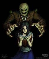 Scarecrow and Isabel by JenL