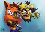 Welcome Back Crash Bandicoot