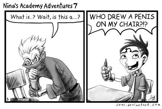 Nina's Academy Adventures 7