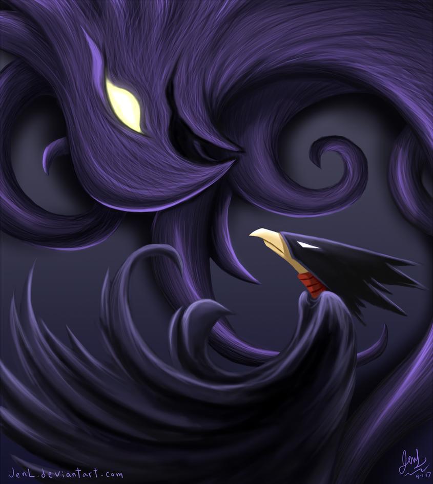 Shadow Of Eternal Darkness by JenL