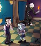 Crash Twinsanity - Academy of Evil