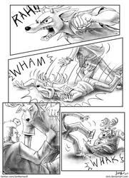 Beastars Meets Sonic 4