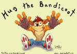 Crash Bandicoot Needs Hugs by JenL