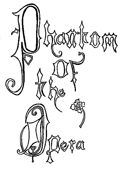 opera singer coloring pages - photo#28