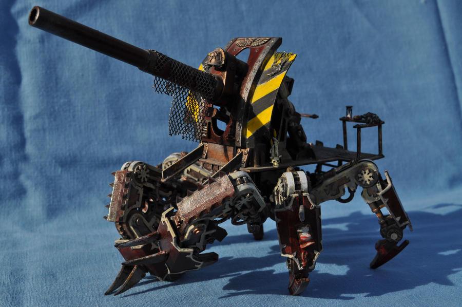 Blood Pact Artillery by Solomon-Mordecai