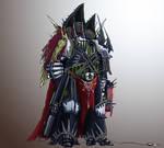Night Lords Chaos Raptor