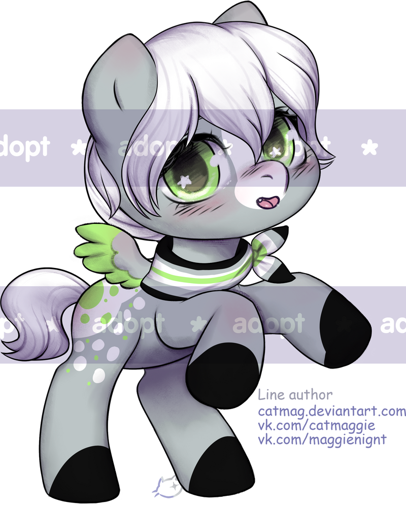 Pride Adopt!- USD only by ClassyHoAdopts