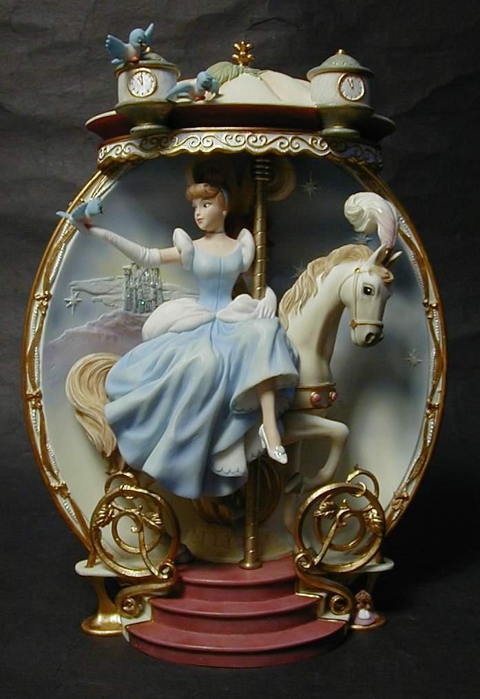 Cinderella Plate by sculptor101