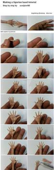 Making a figurine hand tutorial part I