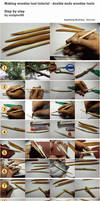 Making wooden tool tutorial