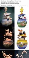 Cookie Jar - Looney Tunes, Warner Bros.