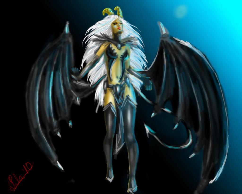 Limbo Demoness_by_LadyVengeanc3
