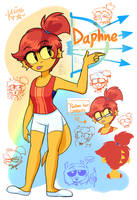 YAT - the Alphyne fankid by KatelynnTheG