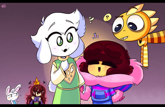 Papytale - ''I know that voice!...''