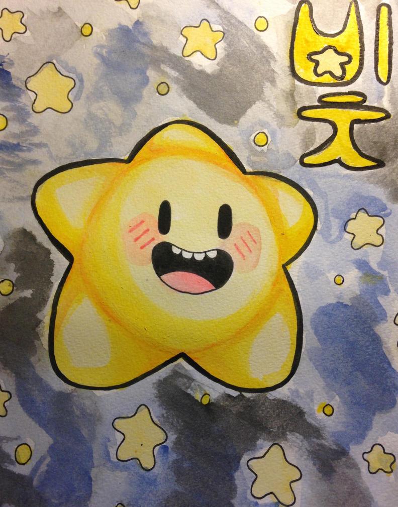 Shine Like a Star! by Heartfelt-Lies