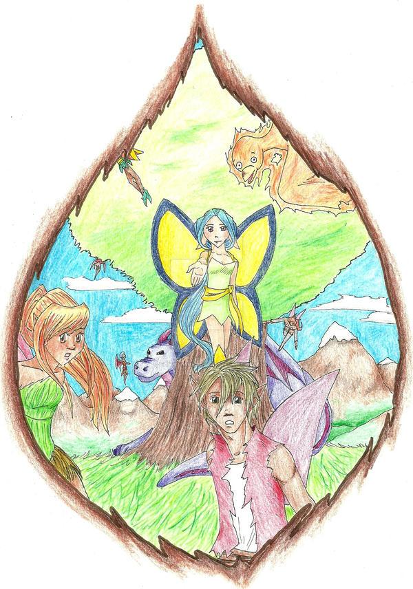Fairytale by Lunae-Ariae