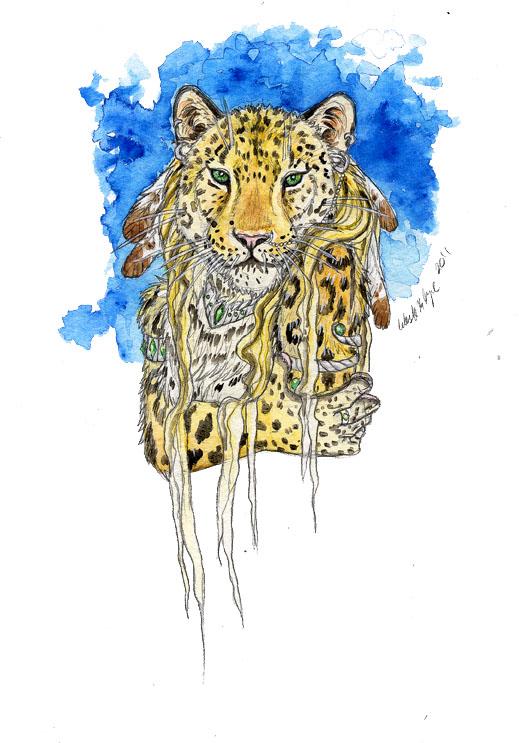 Amur Leopard if you Please by autumnjaguar