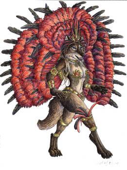 Samba Wolf