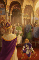 The Coronation by Irbeus