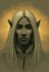 Random portrait IV by Irbeus