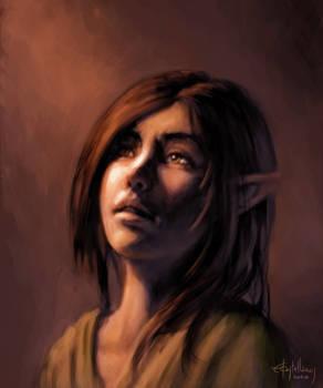 Random portrait VI