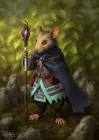 Mouse sorcerer