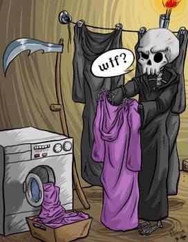 Death - Discworld I