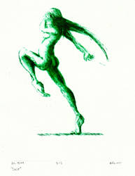 Green Skipper by MizuCloud