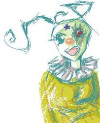 Clown Irken by MizuCloud