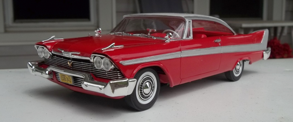 Related image with 1958 Plymouth Fury Christine For Sale