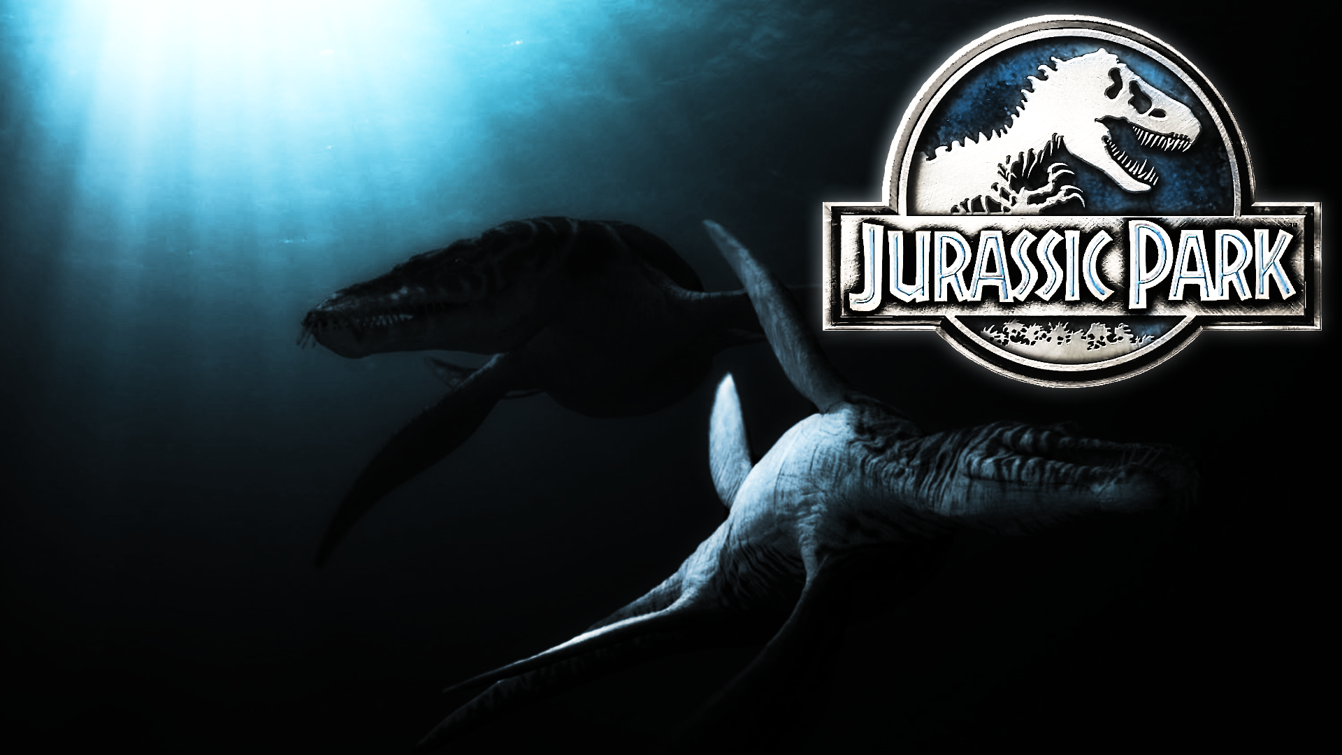 Sea Rex 3D Jurassic Park 4 Liopleurodon Wallpaper by ProfessorAdagio