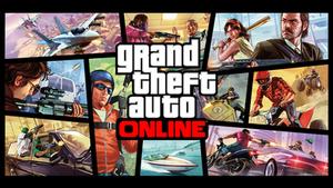 Grand Theft Auto Online RockStar Games Official