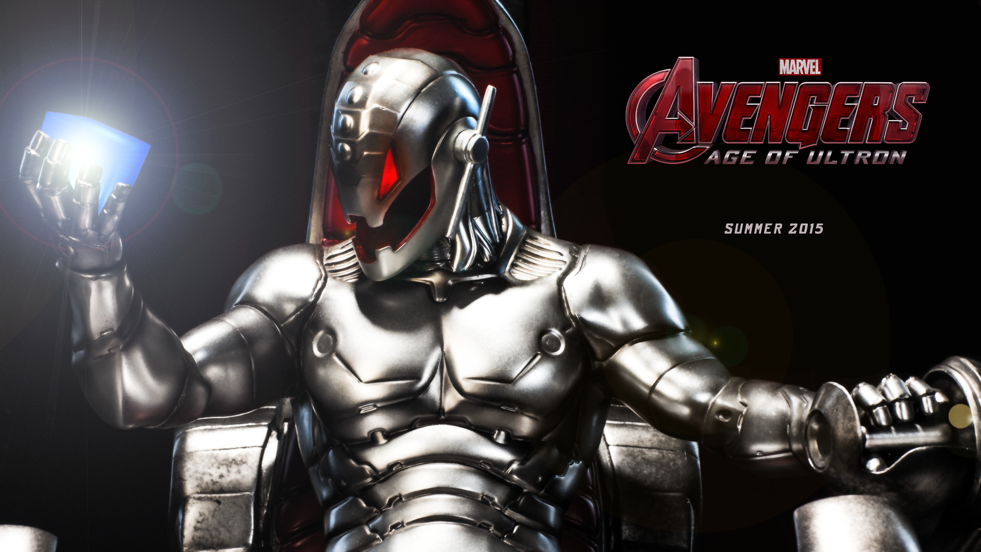 MARVEL The Avengers 2: Age Of Ultron Movie Poster by ...