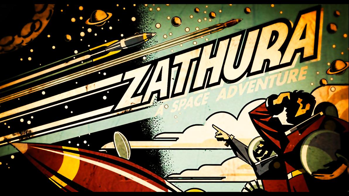 Zathura: A Space Adventure by ProfessorAdagio