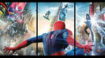 The Amazing Spider-Man 2 Movie Poster Wallpaper #1