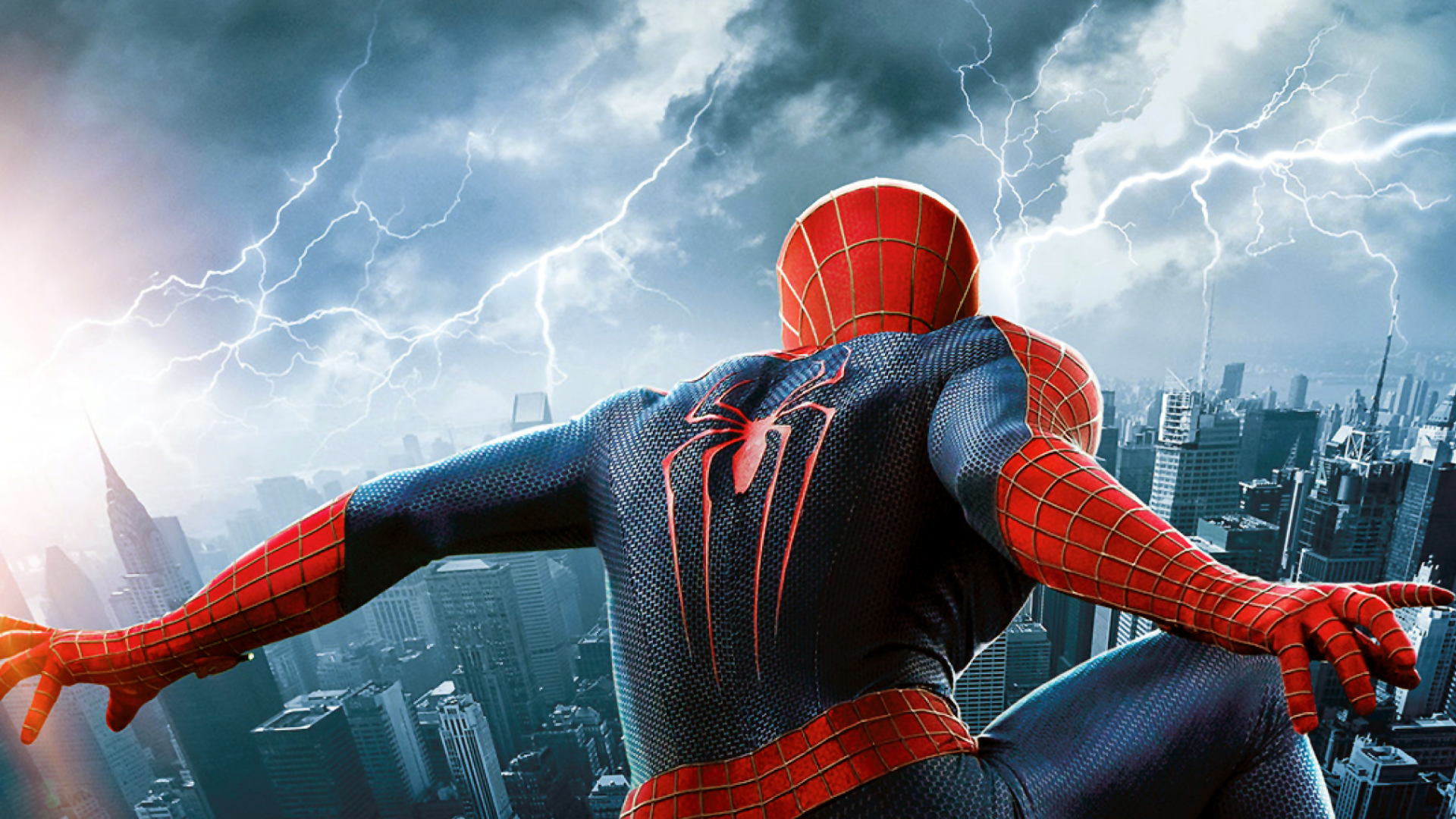 The Amazing Spider-Man 2 Wallpaper 2 by ProfessorAdagio