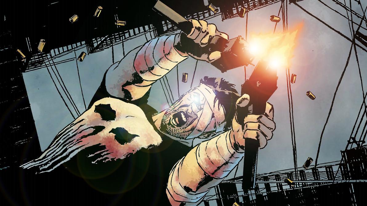 The Punisher by ProfessorAdagio