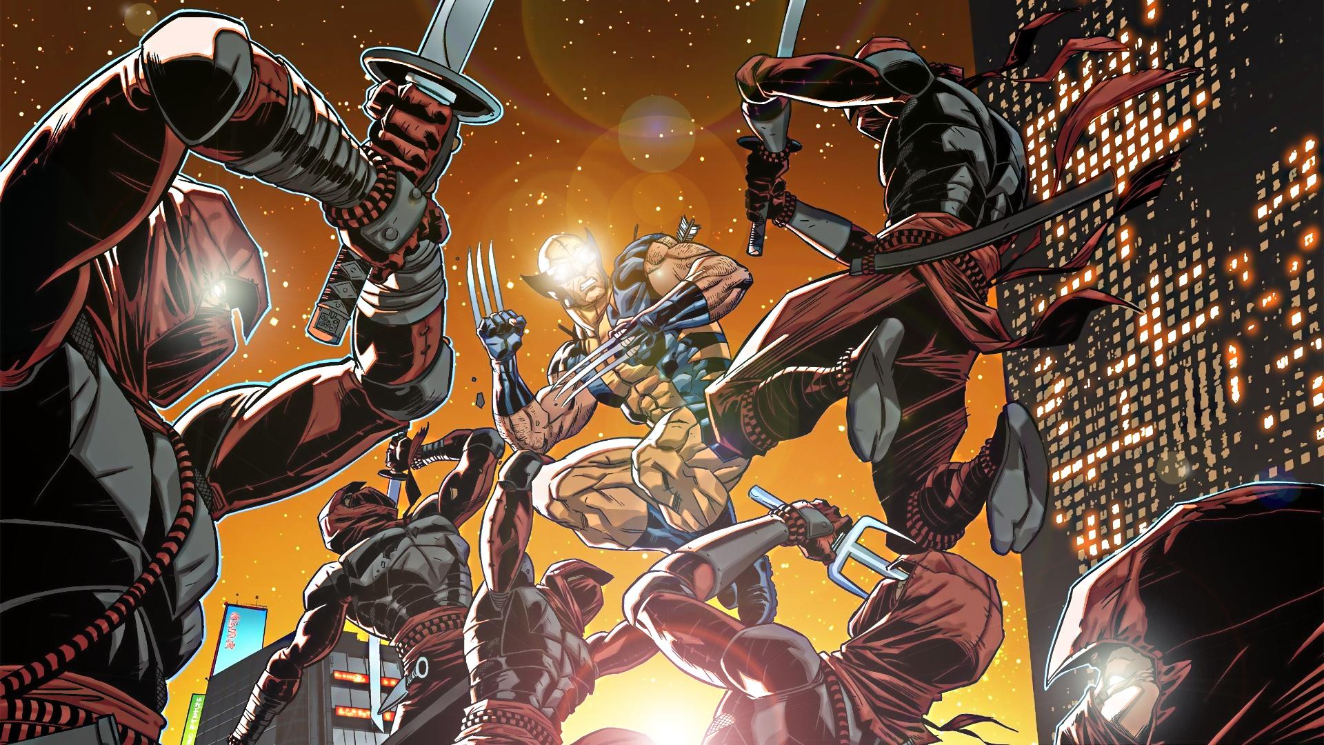 The Wolverine by ProfessorAdagio