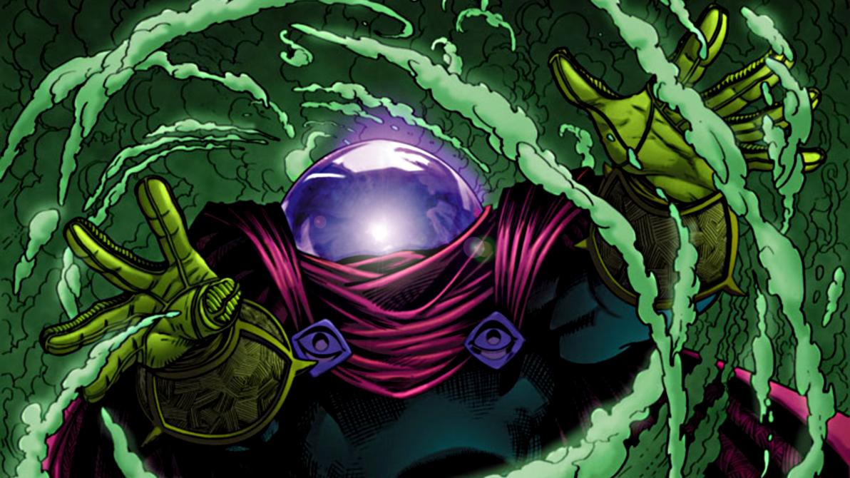 Mysterio by ProfessorAdagio