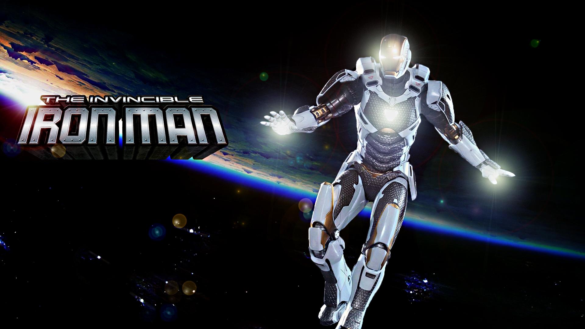 The Invincible Iron Man #Starboost by ProfessorAdagio