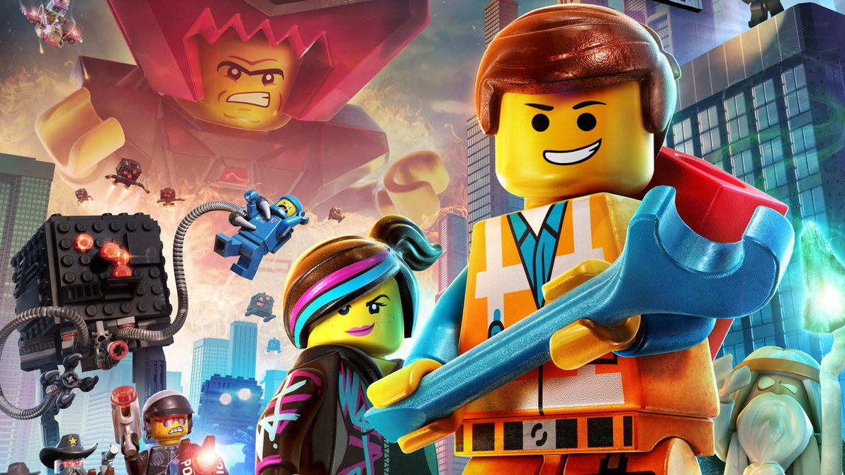 The LEGO Movie Videogame by ProfessorAdagio