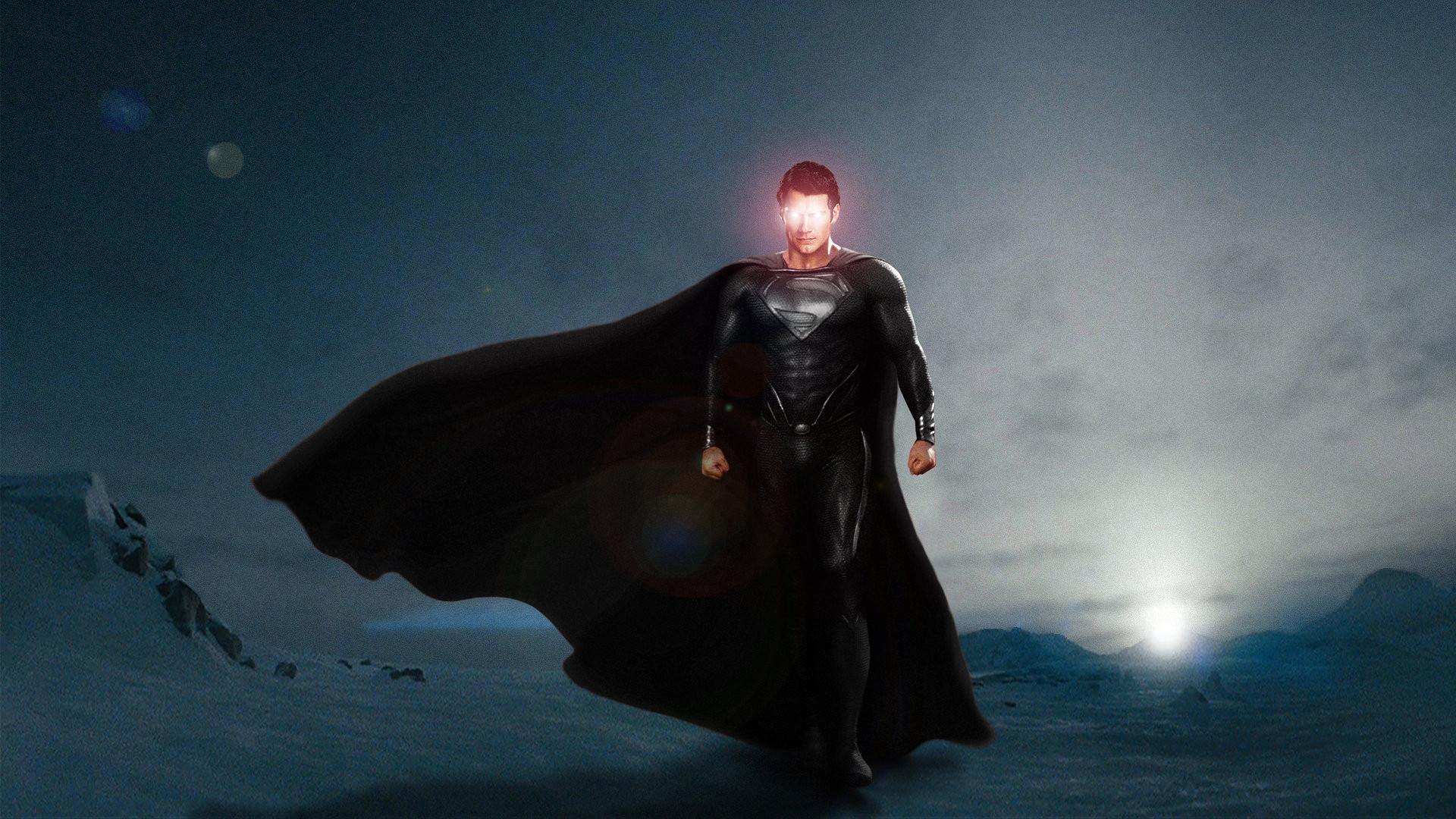 The Man of Black Steel by ProfessorAdagio