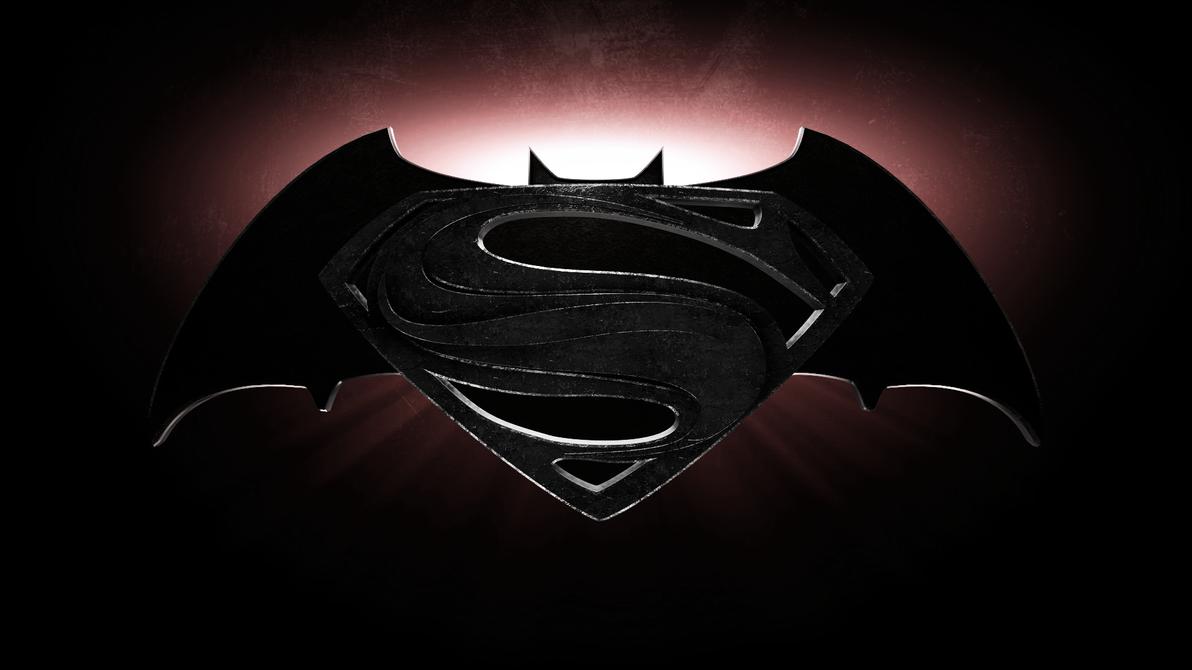 Batman Vs. Superman Poster by ProfessorAdagio