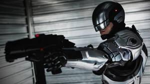 Robocop #3 by ProfessorAdagio